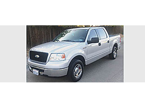 2006 FORD F150 4 door 54L V8 Automatic 77K miles new tires new tags runs great 13400 obo