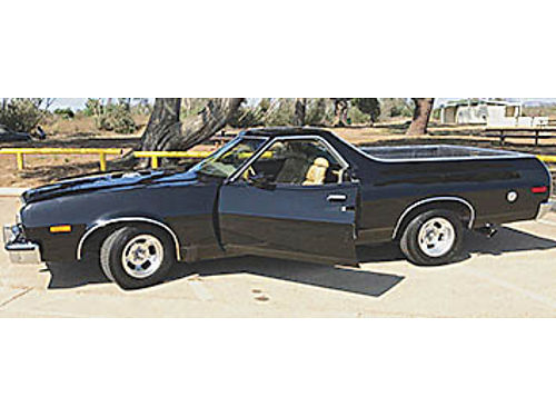 1974 FORD RANCHERO - 460 Cuin Bored 40 over Keith Black 102 compression pistons Comp cam performer