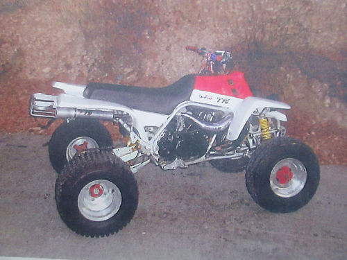 1996 YAMAHA BANSHEE 350 2 stroke manual runs perfect well maint extras included 2500 located