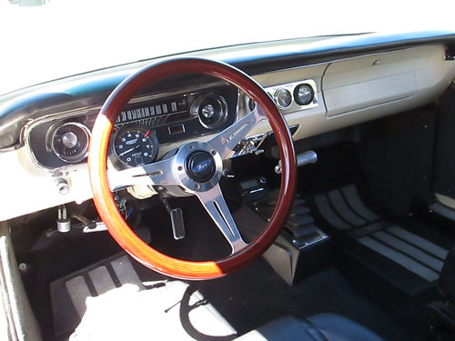 1964 FALCON RANCHERO, BUILT 302 & C4, ...