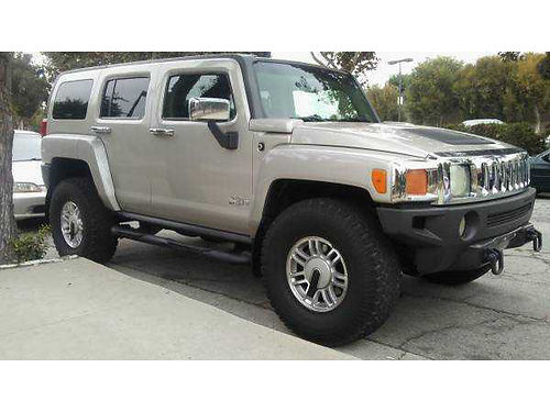 2006 HUMMER H3 auto super clean 138K mi loaded runs xlnt very nice suv fun to drive 10900