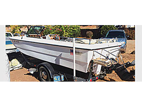 1976 FANTASY TRI HULL - Rebuilt Outdrive Eng Tuneup invested 2500 asking 1500 OBO