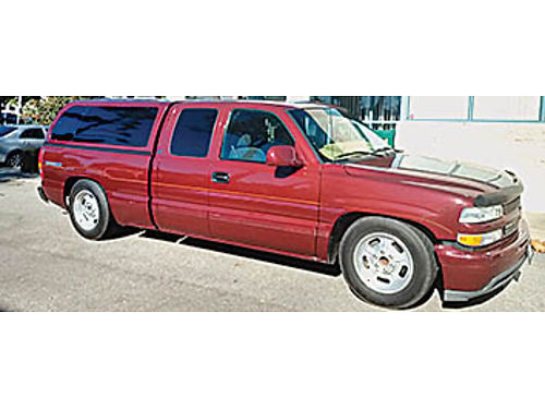 2001 CHEVY SILVERADO - Low miles- 111K miles no issuesproblems Motor  transmission good conditio