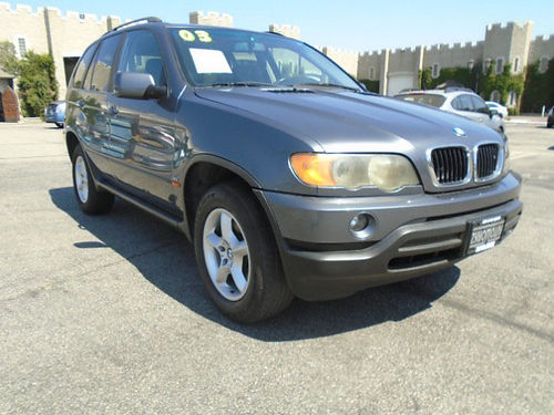 2003 BMW X5 -Low miles best deal in town Fully loaded low down payment must see MGRS Special C