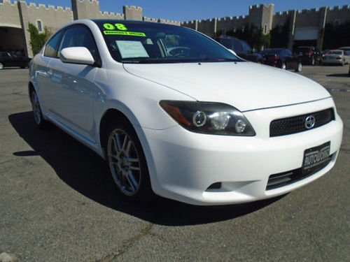 2008 SCION TC coupe - Sporty  fun xlnt cond low down payment call Scott for best price 267971