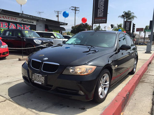 2008 BMW 328I - Must see this - showroom cond on sale now Call Scott for best price L45653 89