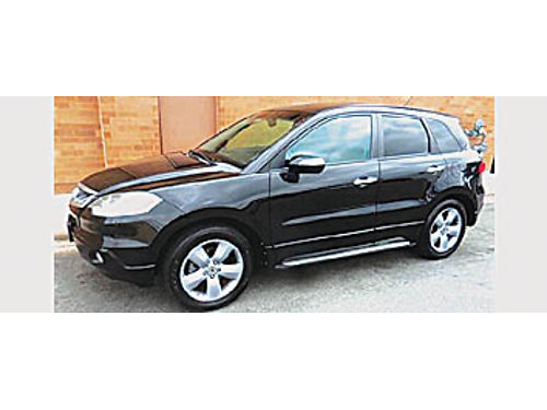 2008 ACURA RDX - 24 Turbo AWD leather loaded Photo for illustration only 020908 7995 KARS w