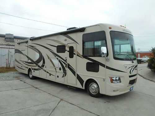 2016 THOR WINDSPORT 37 motorhome auto 10 cyl As new never used Only driven from dealer in TN to