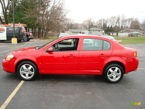 2009 CHEVY COBALT 109K orig mi auto 4 cyl gas saver very clean in and out 4 dr AC CD runs g
