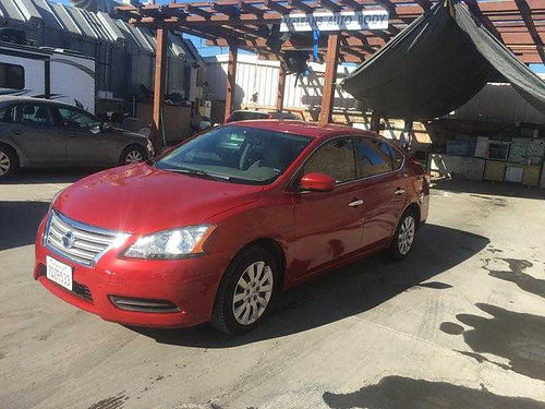 2014 NISSAN SENTRA auto 4cyl 4dr good cond orig owner 150K mi AC all power CD xlnt cond