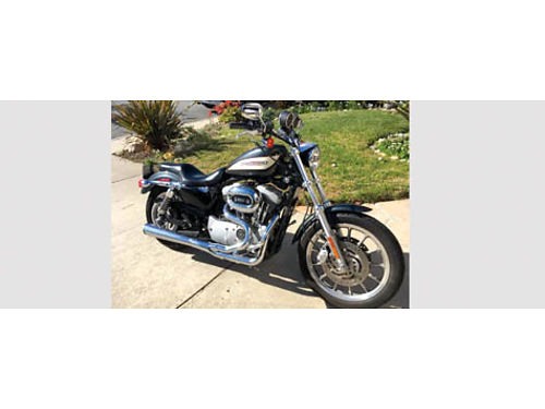 2006 HD SPORSTER 1200 22847 miles excellent cond 6500