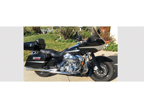 2006 HD ROADGLIDE 40248 miles 95 inch kit installed by Santa Maria Harley excellent cond 1250