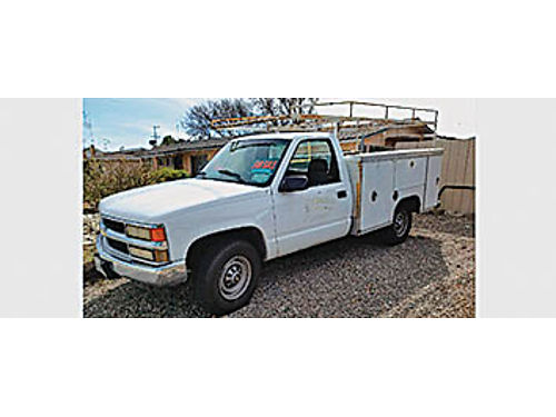 2000 CHEVY 3500 - 57L needs just a little engine work 2800 obo