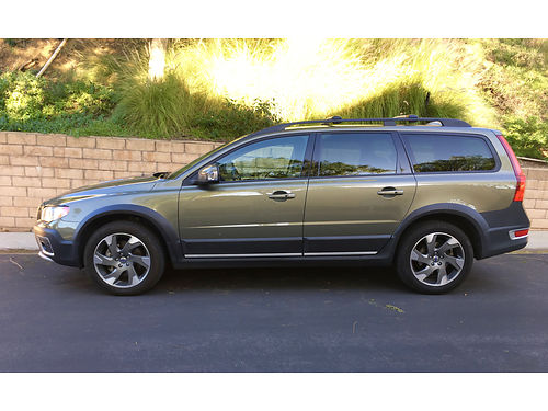 2009 VOLVO XC70 WAGON T6 Automatic In-line 6 Extra sets of wheels  tires 88K orig miles leathe