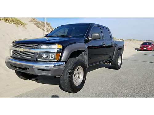 2007 CHEVY COLORADO CREW CAB 4X4 LE Automatic 242HP Fully Loaded Everything thats been done in la