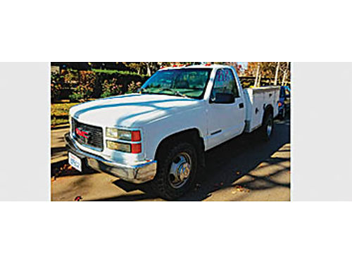 1999 GMC DUALLY - Auto V8 Good work truck locking boxes under 146K miles 3450 obo 805-266-5139