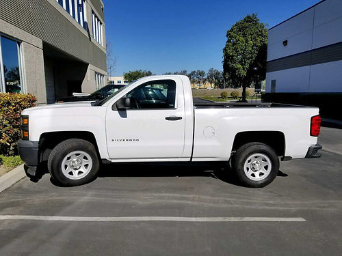 2014 CHEVY SILVERADO 1500 immaculate cond call for more info 12999 805-603-5111or
