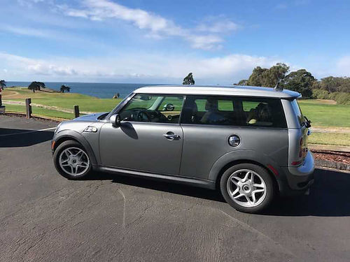 2009 MINI COOPER CLUBMAN S auto 68K orig miles great MPG well maint fully loaded sunroof AC