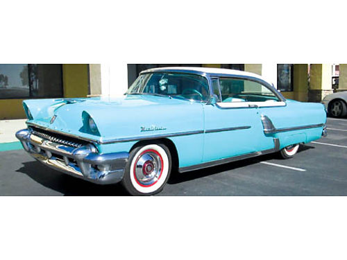 1955 MERCURY V8 automatic older restoration runs drives very well nice car 23000 please ca