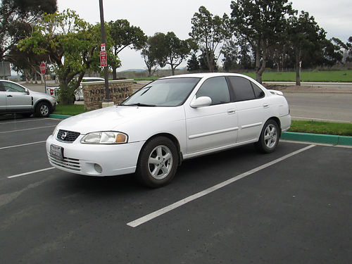 2003 NISSAN SENTRA auto 4cyl 4dr ac cd stereo 119K orig mi smogged current reg runs great