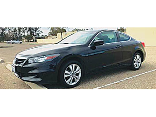 2012 HONDA ACCORD COUPE - Excellent condition AT garaged with custom cover new stereo with BlueTo