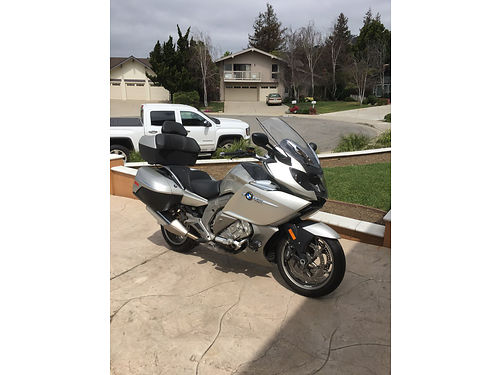 2012 BMW K1600 GTL 18K miles just serviced at that mileage new tires 2 seats Sirius XM heated
