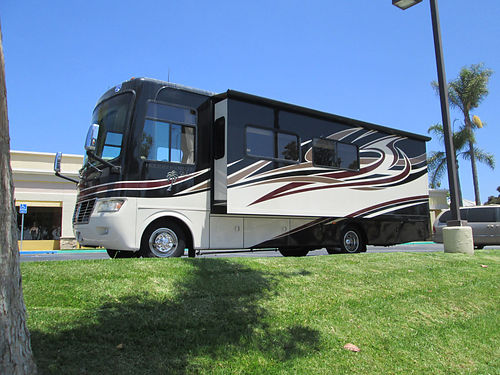 2009 HOLIDAY RAMBLER 30 Admiral series Class A fully self cont sleeps 4-6 Gen bumper to bumpe
