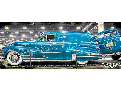 1948 CHEVY STYLEMASTER SEDAN DELIVERY 3 yr old restoration 45000all reasonable offers considere