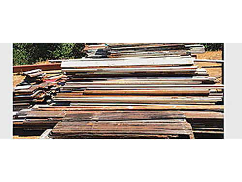 WANTED Old Lumber fence boards barnwood house siding Painted or none painted 34 to 1 thick