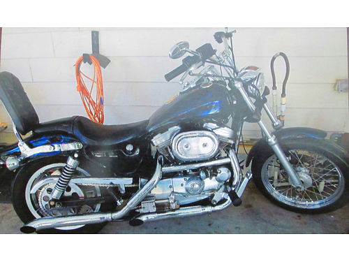 1988 HARLEY DAVIDSON RS 5652 orig miles new tire  chain runs xlnt clean title great cond 35