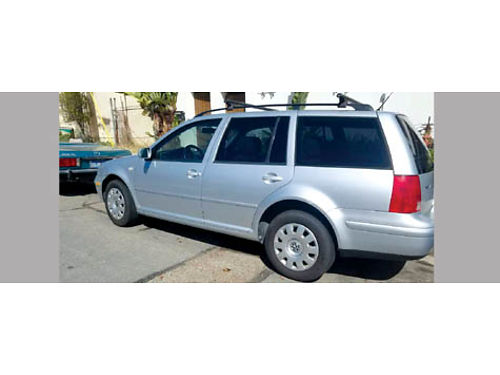 2003 VW JETTA WAGON 135K mi CDcass just serviced new clutch filters brakes timing belt wate