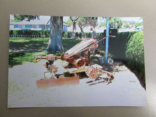 GRAVELY CUSTOM CONVERTIBLE, GARDEN TRACTOR, RESTORE/PROJECT, ENG ...