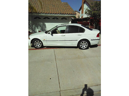 2000 BMW 3 SERIES SPORT auto V6 only 140K mi 4dr sunroof clean title runs very good passed s