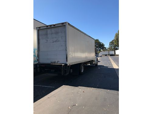 2006 FREIGHTLINER M2106, BOBTAIL HI CUBE BOX     | Cars and