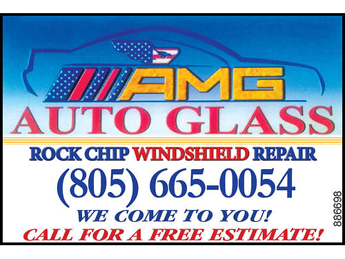 MOBILE AUTO GLASS REPAIR AMG AUTO GLASS call us today for a free quote no nee