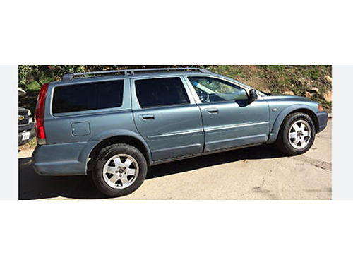 2003 VOLVO XC WAGON xlnt cond new tires and registration to 2020 price 3000