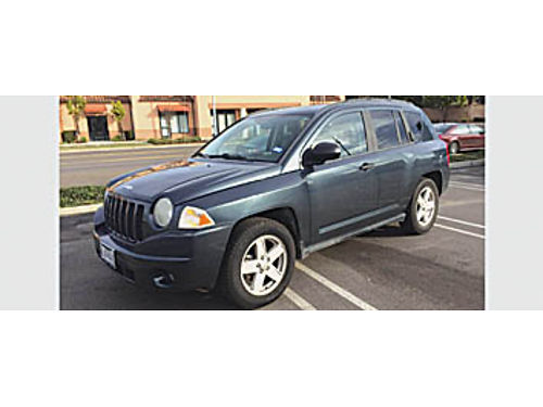 2007 JEEP COMPASS 132K miles very well maintained very clean new tires new battery 4800
