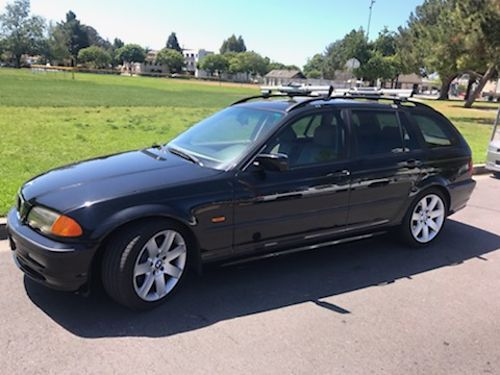 2000 BMW 323I Sports Wgn Triptonic fctry surf racks snrf low prof tires rblt trans wwrnty 12