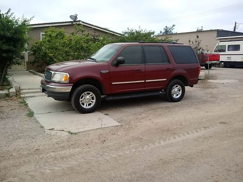 2000 FORD EXPEDITION XLT pw pdl just serviced new spark plugs Flowmaster tires tinted windows