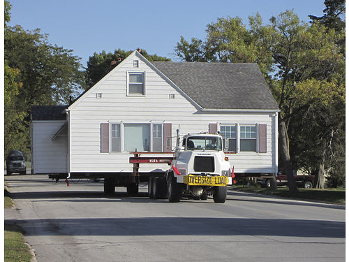 Earl Miller  Sons House Moving Houselifting  Holding for Houses  Barns 814-97