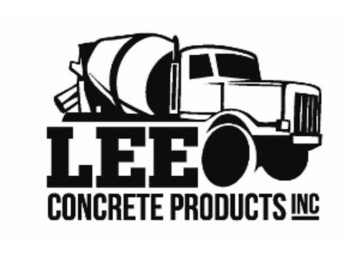 Lee Concrete Products Inc  648 Seanor Rd Windber 814-467-4470 Redi-Mix Concrete Large Stacker Blo