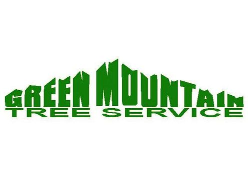 Green Mountain Tree Service  Firewood Delivery Available  Trimming  Removal  Hauling  Stump Rem
