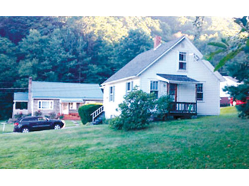 JOHNSTOWN Small 2-story home on a double lot in Lower Yoder Twp 2BR 1 BA low taxes newer roof g