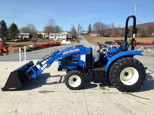 BOOMER 33 16X16 gear drive loaded new tractor with warranty 18900 Forsheys Ag  Industrial M