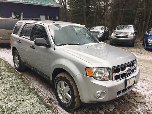 2012 FORD ESCAPE XLT AWD 1 Owner 13995 Pugh Boys Auto Sales 3407 Route 553 Hwy Penn Run PA