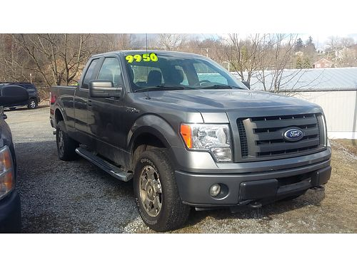 2010 FORD F150 4WD 1 owner 151K Auto REDUCED 8950 Ebersole Auto Sales 2816 18th St Altoona