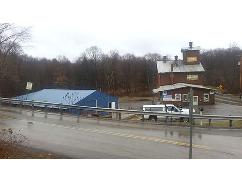 FEEDMILL Business for sale 548 Shawna Rd Northern Cambria PA 15714 Right along Route 219 BOTH B