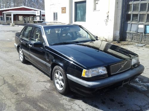 1996 VOLVO 850 GLT auto PW PL new tires insp 2200