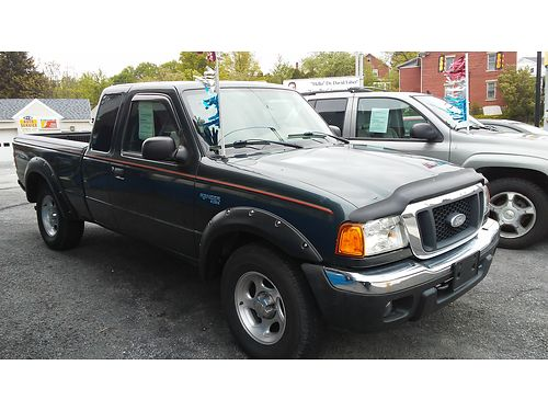 2004 FORD RANGER Ext Cab V6 auto PS air warranty Out the door it goes 5495 Otto Mart Ebens