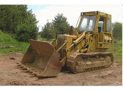 1980 CAT 955-L Track Loader machine works daily 12900 OBO serious inquiries only Late Evening